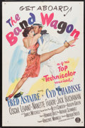 """Movie Posters:Musical, The Band Wagon (MGM, 1953). One Sheet (27"""" X 41""""). Musical.. ..."""