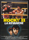 """Movie Posters:Sports, Rocky II (United Artists, 1980). French Grande (45.5"""" X 62""""). Sports.. ..."""