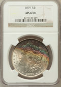 Morgan Dollars: , 1879 $1 MS63★ NGC. NGC Census: (4851/5085 and 59/76*). PCGS Population: (5470/5803 and 59/76*). CDN: $80 Whsle. Bid ...