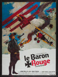 "Movie Posters:War, Von Richthofen and Brown (United Artists, 1972). French Grande (46""X 61""). War. Also Known As: The Red Baron.. ..."