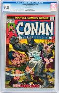 Bronze Age (1970-1979):Miscellaneous, Conan the Barbarian #36 (Marvel, 1974) CGC NM/MT 9.8 Off-white towhite pages....