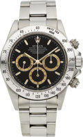 Timepieces:Wristwatch, Rolex Ref. 16520 Steel Oyster Perpetual Cosmograph Daytona, circa1997. ...