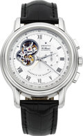 Timepieces:Wristwatch, Zenith Chronomaster Open XXT El Primero With Power Reserve. ...