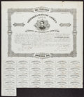 Confederate Notes:Group Lots, Ball 110 Cr. 96 $1000 1862 Bond Fine.. ...