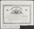 Confederate Notes:Group Lots, Ball 41 Cr. 79 $1000 1861 Bond Fine.. ...