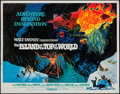 "Movie Posters:Adventure, The Island at the Top of the World (Buena Vista, 1974). Half Sheet(22"" X 28""). Adventure.. ..."