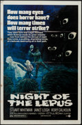"""Movie Posters:Horror, Night of the Lepus (MGM, 1972). One Sheet (27"""" X 41""""). Horror.. ..."""