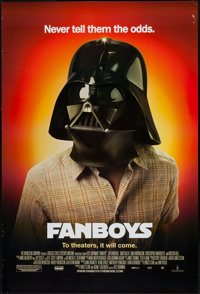 "Fanboys (Third Rail Releasing, 2009). One Sheet (27"" X 40""). Adventure"