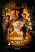 "Movie Posters:Adventure, Indiana Jones and the Kingdom of the Crystal Skull (Paramount,2008). One Sheet (27"" X 40"") SS Advance. Adventure.. ..."