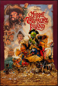 "Movie Posters:Comedy, Muppet Treasure Island (Buena Vista, 1996). One Sheet (27"" X 40"") DS. Comedy.. ..."