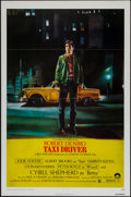 """Movie Posters:Crime, Taxi Driver (Columbia, 1976). One Sheet (27"""" X 41"""") Flat Folded. Crime.. ..."""
