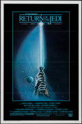 "Movie Posters:Science Fiction, Return of the Jedi (20th Century Fox, 1983). One Sheet (27"" X 41"")Flat Folded, Style A. Science Fiction.. ..."
