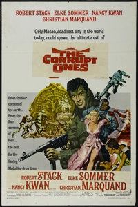 """The Corrupt Ones (Warner Brothers, 1967). One Sheet (27"""" X 41""""). Crime"""