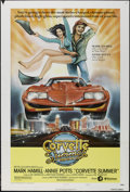 "Movie Posters:Adventure, Corvette Summer (MGM, 1978). One Sheet (27"" X 41"") Style A. Comedy.Directed by Matthew Robbins. Starring Mark Hamill, Annie..."