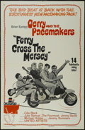 "Movie Posters:Rock and Roll, Ferry Cross the Mersey (United Artists, 1965). One Sheet (27"" X 41""). Rock and Roll...."