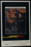 """Movie Posters:Action, Firefox (Warner Brothers, 1982). One Sheet (27"""" X 41""""). Action. Directed by Clint Eastwood. Starring Eastwood, Freddie Jones..."""