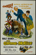 """Movie Posters:Musical, The Gnome-Mobile (Buena Vista, 1967). One Sheet (27"""" X 41"""") Style B. Fantasy. Directed by Robert Stevenson. Starring Walter ..."""