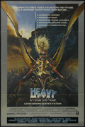 "Movie Posters:Animated, Heavy Metal (Columbia, 1981). One Sheet (27"" X 41"") Style A. Animated Sci-Fi. Starring the voices of John Candy, Joe Flahert..."