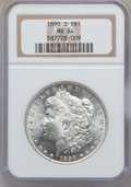 Morgan Dollars: , 1890-O $1 MS64 NGC. NGC Census: (2735/190). PCGS Population(3307/480). Mintage: 10,701,000. Numismedia Wsl. Price for prob...