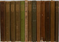 Books:Books about Books, [Books About Books]. The Studio. Group of 13 Related Volumes. Studio, 1898-1906. Publisher's binding. Illustrate... (Total: 13 Items)