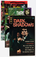 Silver Age (1956-1969):Horror, Dark Shadows Group (Gold Key, 1969-75) Condition: Average VF/NM....(Total: 13 Comic Books)