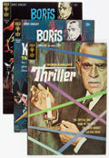 Silver Age (1956-1969):Horror, Boris Karloff Tales of Mystery Plus Group (Gold Key, 1960s)Condition: Average FN.... (Total: 11 Comic Books)