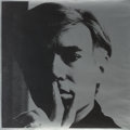 Post-War & Contemporary:Pop, ANDY WARHOL (American, 1928-1987). Self Portrait, 1966.Offset lithograph on silver coated paper. 23 x 23 inches (58.4 x...