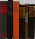 Books:Literature 1900-up, Ernest Hemingway. Group of Six Books. Various editions and publishers. Fair or better condition.... (Total: 6 Items)
