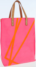 Luxury Accessories:Bags, Louis Vuitton Limited Edition by Robert Wilson Rose Pink VernisLead GM Tote Bag. ...