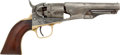 Handguns:Single Action Revolver, Colt Model 1862 Police Percussion Revolver. ...