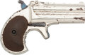 Handguns:Derringer, Palm, Remington Second Model, Type 1 Over & Under Double Derringer....