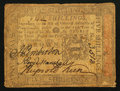 Colonial Notes:Pennsylvania, Pennsylvania October 1, 1773 5s Fine.. ...