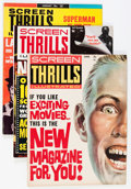 Magazines:Miscellaneous, Screen Thrills Illustrated #1-10 Group (Warren, 1961-63) Condition: Average FN/VF.... (Total: 10 Comic Books)