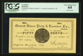 Canadian Currency: , Grand River, NL- Grand River Pulp & Lumber Co. 50¢ Undatedcirca 1900 Ch. # UNL. ...