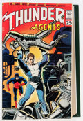 Silver Age (1956-1969):Superhero, T.H.U.N.D.E.R. Agents #1-20 Bound Volumes (Tower, 1965-69).... (Total: 2 Items)