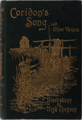 Books:Literature Pre-1900, Hugh Thomson [illustrator]. Coridon's Song and Other Verses.Macmillan, 1894. First edition, first printing. Publish...