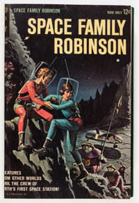 Space Family Robinson #1-36 Bound Volumes (Gold Key, 1962-69).... (Total: 2 Items)
