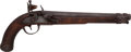 Handguns:Muzzle loading, Rare Virginia Manufactory First Model Military Flintlock Pistol....