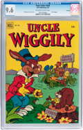 Golden Age (1938-1955):Funny Animal, Four Color #428 Uncle Wiggily - File Copy (Dell, 1952) CGC NM+ 9.6Off-white to white pages....