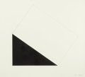 Prints, ELLSWORTH KELLY (American, b. 1923). Amden, 1978-1980. Lithograph. 29 x 31-3/4 inches (73.7 x 80.8 cm). Ed. 17/25. Signe...