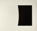 Prints:Contemporary, ELLSWORTH KELLY (American, b. 1923). Corneilla (from Third CurveSeries), 1975. Lithograph with embossing. 22 x 29 inche...