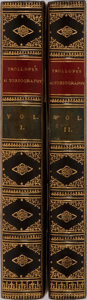Books:Biography & Memoir, Anthony Trollope. An Autobiography. Vol. I & II.Blackwood and Sons, 1883. Second edition. Contemporary half cal...(Total: 2 Items)