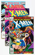 Modern Age (1980-Present):Superhero, X-Men Related Box Lot (Marvel, 1978-93) Condition: Average VF+....