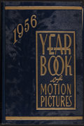 """Movie Posters:Miscellaneous, Film Daily Year Book of Motion Pictures (Film and Television Daily,1956). Hard Cover Book (1280 Pages, 6.5"""" X 9.5""""). Miscel..."""