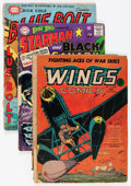 Golden Age (1938-1955):Miscellaneous, Comic Books - Assorted Golden-Bronze Age Reading Copies Group (Various Publishers, 1940s-'70s).... (Total: 40 Comic Books)