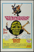 """Movie Posters:Musical, How to Succeed in Business Without Really Trying (United Artists, 1967). One Sheet (27"""" X 41""""). Musical Comedy. Starring Rob..."""