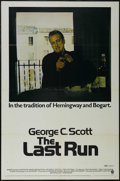 """Movie Posters:Action, The Last Run (MGM, 1971). One Sheet (27"""" X 41""""). Crime. Starring George C. Scott, Tony Musante, Trish VanDevere and Colleen ..."""