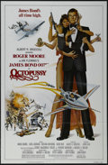 "Movie Posters:Action, Octopussy (MGM - UA, 1982). One Sheet (27"" X 41""). James BondAction. Starring Roger Moore, Maud Adams, Louis Jourdan, Krist..."