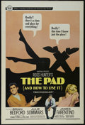 """Movie Posters:Comedy, The Pad (and How to Use It) (Universal, 1966). One Sheet (27"""" X 41""""). Comedy. Starring Brian Bedford, Julie Sommars, James F..."""