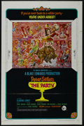 """Movie Posters:Comedy, The Party (United Artists, 1968). One Sheet (27"""" X 41"""") Style B. Comedy. Directed by Blake Edwards. Starring Peter Sellers, ..."""